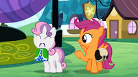 Scootaloo & Sweetie Belle 2 S2E6