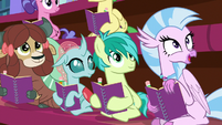 """Silverstream """"what amazing stuff are you gonna do"""" S8E17"""