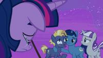 """Star Tracker """"I'm so happy I could cry!"""" S7E22"""