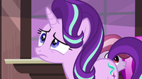 Starlight confused when Sunburst doesn't appear S7E24