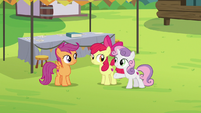Sweetie Belle -got a cutie mark on the first day!- S7E21
