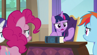 "Twilight Sparkle ""they need to see a school"" S8E1"