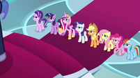 """Cadance """"why is this happening now?"""" S8E25"""