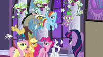 """Discord """"overly detailed list"""" S9E17"""