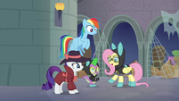 """Fluttershy """"I don't think our plan is working"""" S9E4"""