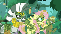 "Fluttershy ""Why would she ever trust you?!"" S5E26"