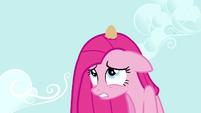 Pinkie Pie egg on head S3E13
