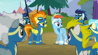 """Rainbow Dash """"spent my whole life trying"""" S6E7"""