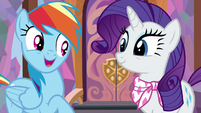 """Rainbow Dash excited """"uh, yeah!"""" S8E17"""