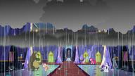S06E21 Deszcz zalewa zamek