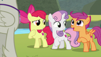 """Scootaloo """"two great places to live!"""" S8E6"""