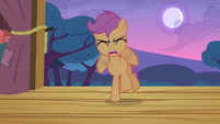 Scootaloo 'Just... a little... harder!' S4E05