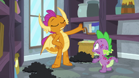 """Spike """"why would I do that?"""" S8E11"""