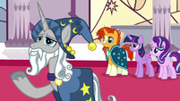 Star Swirl -before I settle in any one place- S7E26