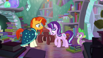 Starlight --I know what it's like to have something-- S6E2