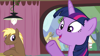 """Twilight """"What could be better"""" S4E15"""