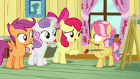 Apple Bloom -we'll try somethin' else tomorrow- S7E21