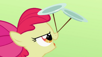 Apple Bloom performs her new talent S2E06