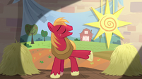 """Big Mac singing """"watch the sunset from the field"""" S7E8"""