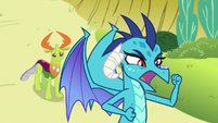 Ember -they'd probably wanna run away- S7E15