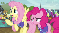 """Fluttershy """"I don't know if we can win"""" S6E18"""