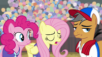 "Fluttershy ""the most annoying fanpony"" S9E6"