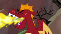 """Garble """"only Smolder gets to call me that!"""" S9E9"""