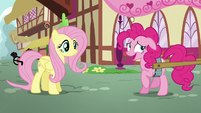 Pinkie -what a surprise!- S5E19