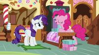 "Pinkie Pie ""it's pie season"" S8E4"