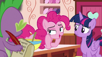 "Pinkie Pie ""oh, that's easy"" S6E22"