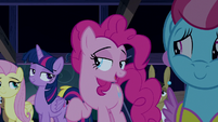 Pinkie Pie --shucks, it was nothing-- S6E15