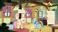 """Rainbow Dash """"you did the right thing"""" S6E11"""