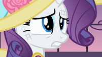 "Rarity ""I have to go to do the"" S02E09"