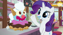 """Rarity """"how I'm going to finish this"""" S7E6"""