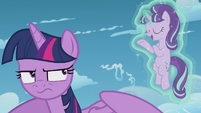 Starlight --couldn't convince her to do the impossible--- S5E25
