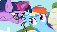 Twilight 'Then why are you destroying her property?' S2E3