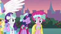 Twilight and Pinkie S2E26