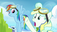 """Vapor Trail telling Sky """"you can't!"""" S6E24"""