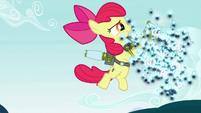 Apple Bloom sucking the twittermites S5E04