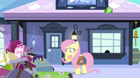 Fluttershy thinking face S3E11