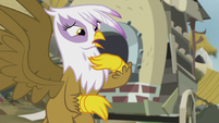 "Gilda ""spread friendship here by myself?!"" S5E8"