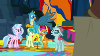"""Ocellus """"together right above this spot!"""" S9E3"""