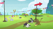 Pegasi and griffons training S4E10.png