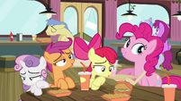 """Pinkie Pie """"Nevermind, they're gone"""" S4E15"""