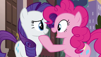 """Pinkie Pie """"it doesn't matter what you get us"""" S6E3"""