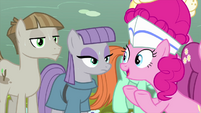 """Pinkie Pie """"revere the rocky road!"""" MLPS5"""
