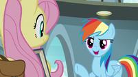 "Rainbow Dash ""wait 'til you get to"" S9E21"