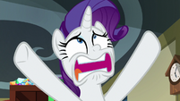 """Rarity """"everypony keep harping on that"""" S9E19"""