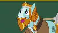 """Rockhoof """"I'm new to your world"""" S8E21"""