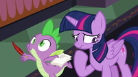 "Spike ""but you're you!"" S8E1"